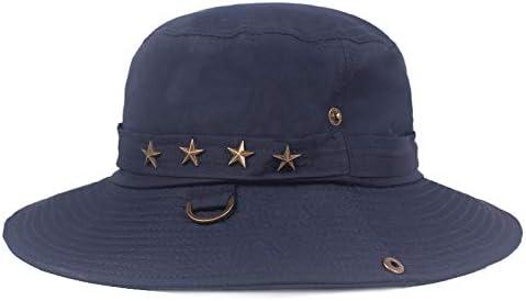 Gorra de Pescador al Aire Libre Algodón Sombrero de Pescador Gran ...