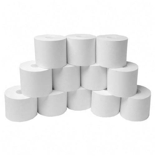 Thermal Paper Receipt Rolls, 48 Gram Weight, BPA Free, Grade A, Pure 85 White Paper, Unique Thermal Coating (3-1/8'' x 273' - 50 rolls) by Alliance (Image #2)