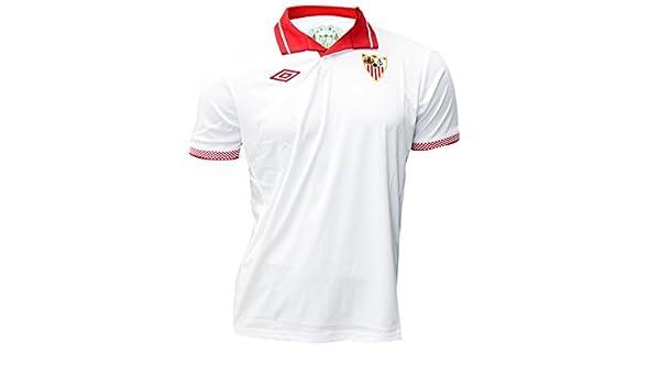 Camiseta Sevilla FC 1ª 2012-13: Amazon.es: Deportes y aire libre
