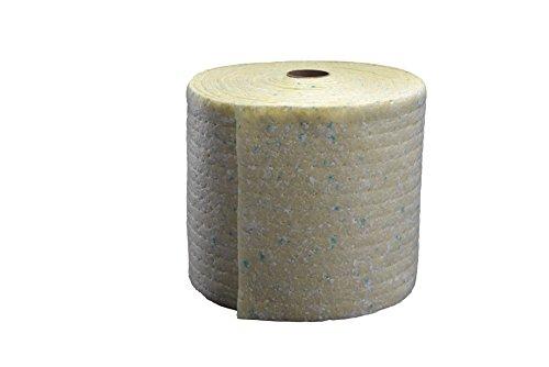 3M Chemical Sorbent Roll Medium Capacity MCC 15 in x 150', 1 roll/case (Pack of 1) 3m Chemical Sorbent Roll