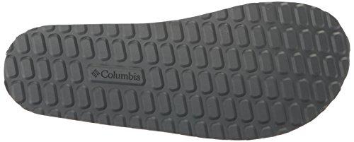 Columbia Sandales Athlétique Sorrento Flip Noir, Graphite