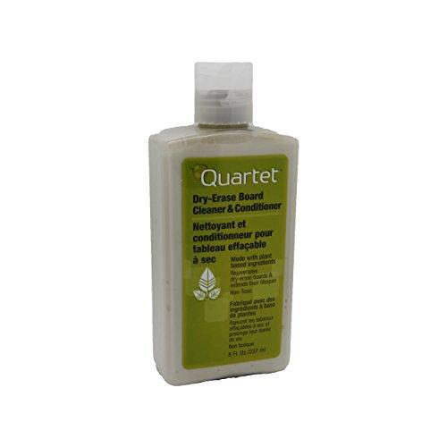 Quartet 551 Whiteboard Conditioner/Cleaner for Dry Erase Boards, 8 oz Bottle