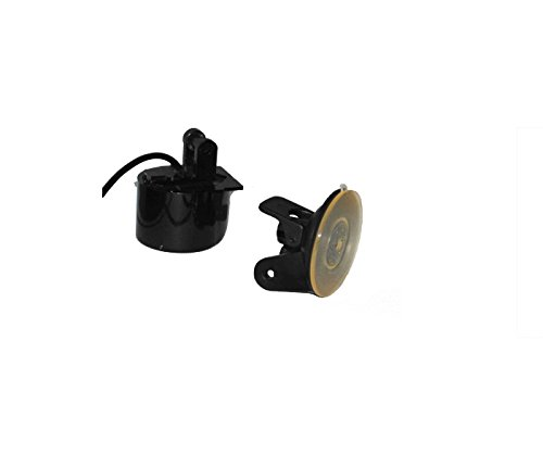 HawkEye ACC-FF-1789 Suction Cup Transducer Mount (Transducer Portable Mount)