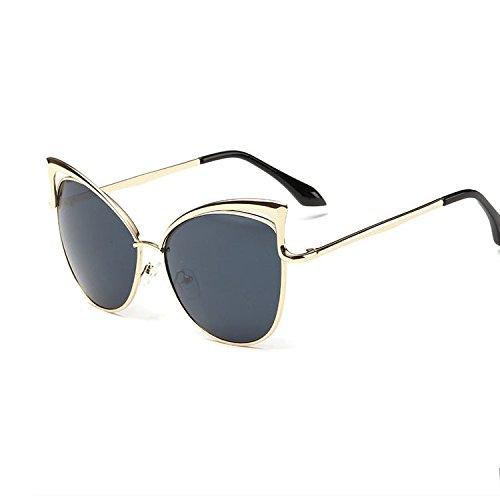 Cat Conducción Solespejo Sol De Retro De Gafas Shopping Goldpurple De Gafas Goldgray De Rosado Gafas Eye De Viaje Senderismo Fiesta Limotai Ocio Sol De x0w18qfEW