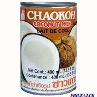 Chaoko 400 ml de leche de coco