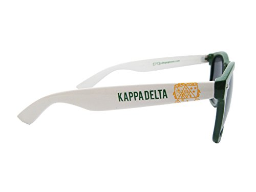 Kappa Delta Sorority Sunglasses Greek Beach Sunny Day - Sorority Sunglasses