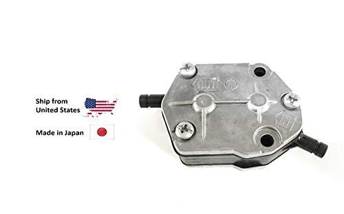 ITACO OEM Original Made in Japan Yamaha Outboard 692-24410-00 Fuel Pump 25HP - 90HP 2-Stroke Outboard Motor Boat Engine Sierra 18-7334