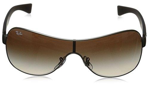 6cbfa0f6dc0 Ray-Ban RB3471 Shield Sunglasses - Import It All