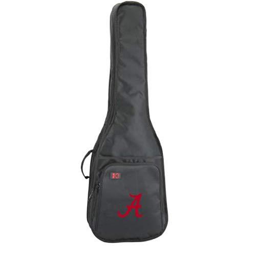 NCAA Collegiate Electric Guitar Bag - University of Alabama Crimson Tide Master Strap