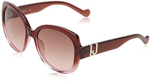 Para Liu rose Jo Mujer Sol 255 Lj660sr Brown Gafas De 55 00xrwS