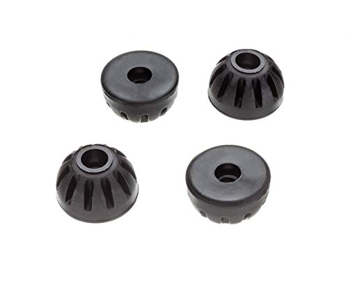 (attwood Corporation SP-410 Replacement Rubber Pads for Pro-Adjustable)