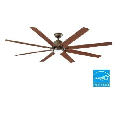 [Kensgrove 72 in. LED Indoor/Outdoor Espresso Bronze Ceiling Fan by Home Decorators Collection] (72