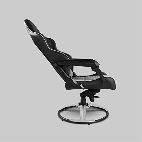 Kontorsstol ergonomi kontor lounge stol vilande hopfällbar stol ergonomisk skrivbordsstol, dator kontor stol