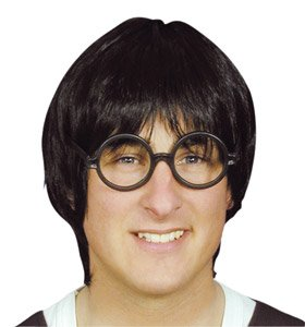 Harry Potter Black Wig (peluca)