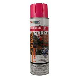 Seymour Stripe 3-Series Street & Utility Marking Paint 20 Oz Pink Fluorescent 12pk -