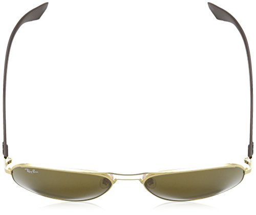 Ray-Ban Sonnenbrille (RB 3523) Matte Gold