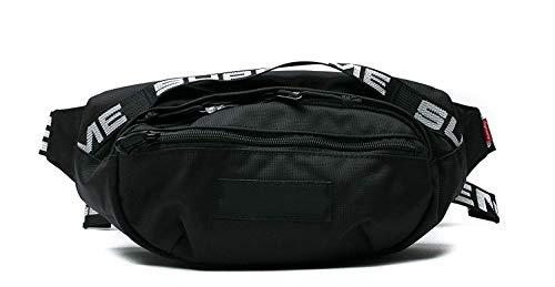 (Toysdone Fanny Pack New II Travel Bum Bags Running Pocket for Men Women (Black))