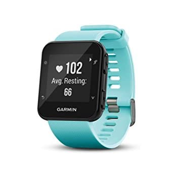 Garmin Forerunner 35 Watch, Frost Blue
