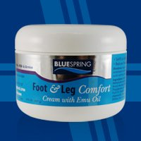 8 oz Foot & Leg Comfort Cream with Emu Oil