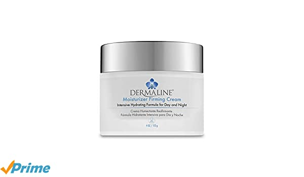 Amazon.com : Dermaline - Moisturizer Cream with Retinol 4 Oz. Jar : Beauty