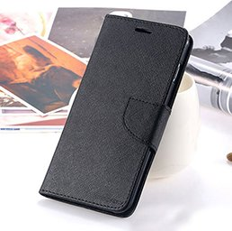 meet 5d825 bbeb7 Flip Cover for Lenovo Vibe P1m - Black: Amazon.in: Electronics