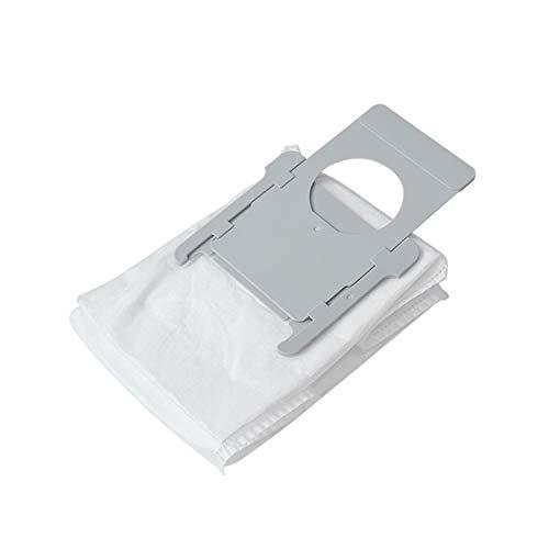 Lemige 6 Pack Dirt Bags Replacement Parts Compatible with iRobot Roomba i7 i7+ i3 i3+ i6 i6+ i8 i8+/Plus s9+ I & S Series Vacuum Clean Base Automatic Dirt Disposal Bags