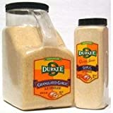 Durkee Granulated Garlic, 29-Pound