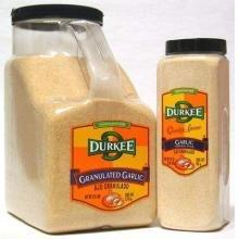Durkee Granulated Garlic, 29-Pound by Durkee