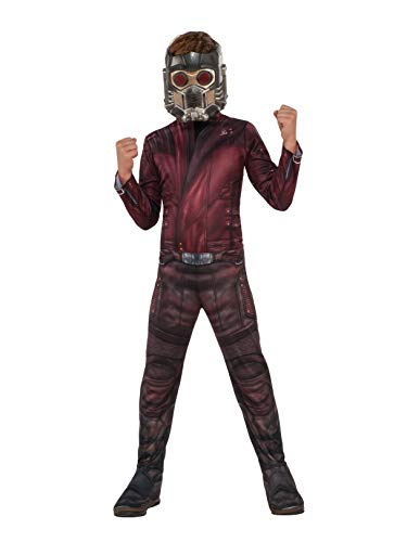 Rubie's Marvel Avengers: Endgame Child's Star-Lord Costume & Mask, Medium]()