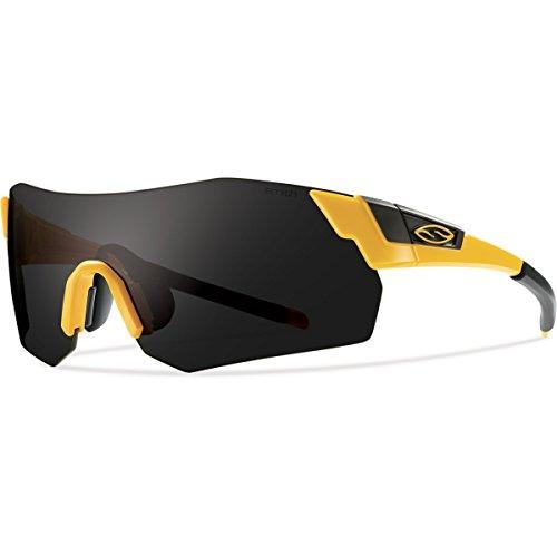 Smith Optics Pivlock Arena Max Sunglasses - Mustard; - Team Smith Optics