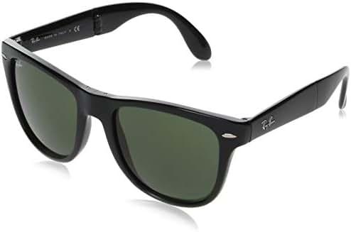 Ray-Ban RB4105 Wayfarer Folding Sunglasses