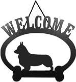 Welcome Sign - Corgi Pembroke