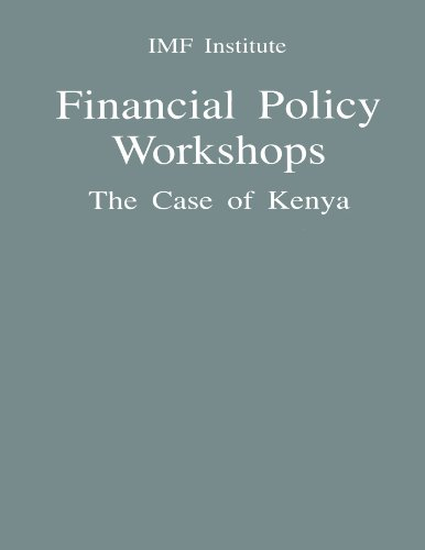 Financial Policy Workshops: The Case of Kenya