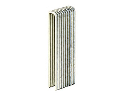 304 Stainless Steel Staples - 18 Gauge L Style Narrow Crown Staples - 5,000 Count Box (1/4'' x 1-1/4'')