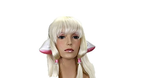 Chobits Cosplay Accessory Prop - Eruda Ear Head hoop and Hairpin