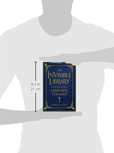 The-Invisible-Library-The-Invisible-Library-Novel