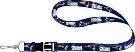 New England Patriots Deluxe Breakaway (Patriots Lanyard)