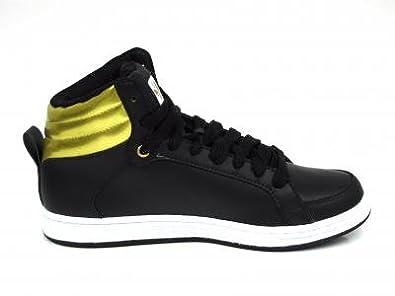 Adidas campus trefoil st m g51034 damen schuhe schwarz