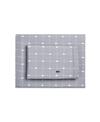 Lacoste Slice Sheet Set, Twin XL, Sleet