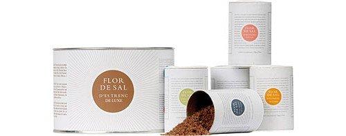 Gusto Mundial Hand Harvested Mediterranean Sea Salt Assortment (Cuisine Global Chocolate)