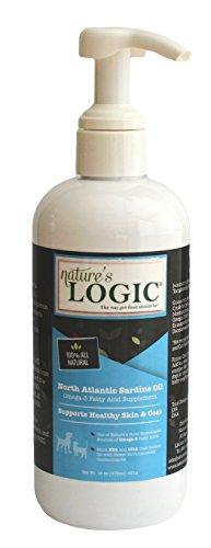 Nature's Logic North Atlantic Sardine Oil, 32oz
