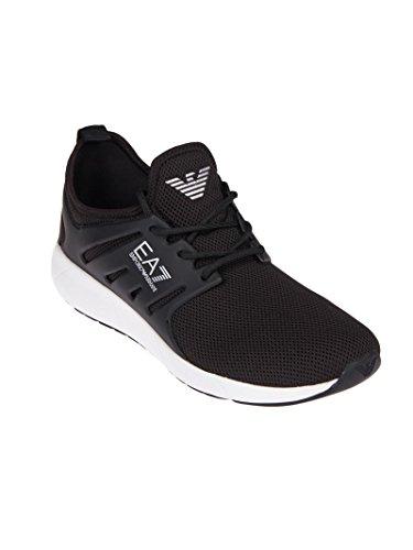 Ea7 Sneaker Nero Uomo