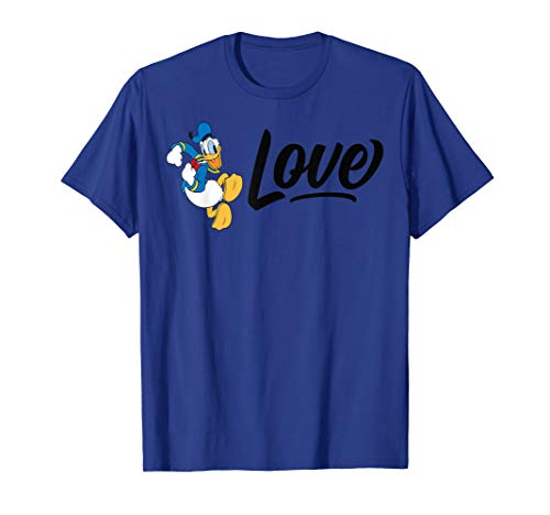 Disney Love Donald Duck T-Shirt