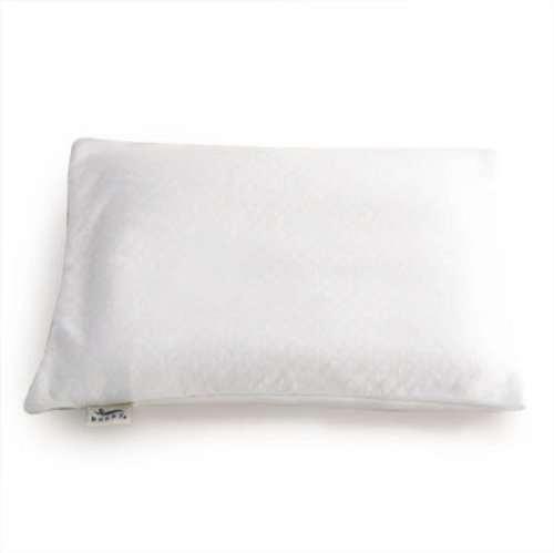 Pillow Comfort Duo - Bucky B630BWH-White-11- x 14- Inch 11- x 14- Inch Travel Duo Bed Pillow Case - White