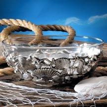 Godinger SEASHELL SALAD BOWL by Godinger