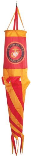 (In the Breeze U.S. Marine Corps Spinsock, 48-Inch)