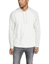Men's Long Sleeve Pullover Hoodie