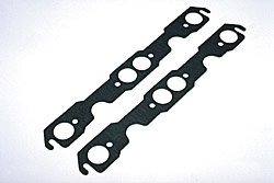 (Exhaust Header Gasket AMC 304-401 Dog Leg)