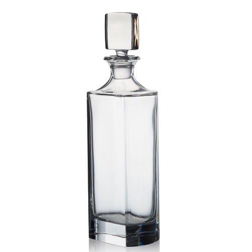 ROGASKA CRYSTAL Manhattan Vodka/spirit decanter by ROGASKA CRYSTAL