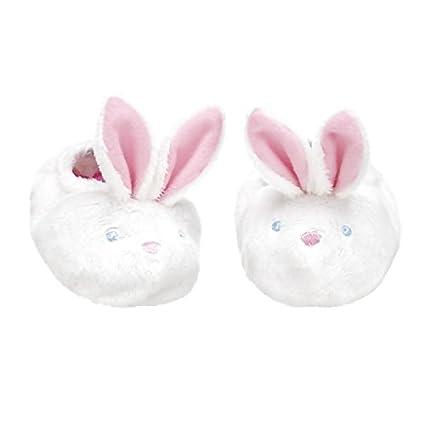 52a2f0970c4 Amazon.com  Build A Bear Workshop Bunny Slippers  Toys   Games